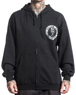 View Item SULLEN BADGE OF HONOR MENS ZIP HOODIE