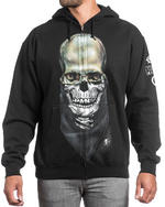 View Item SULLEN ETERNAL MENS ZIP HOODIE