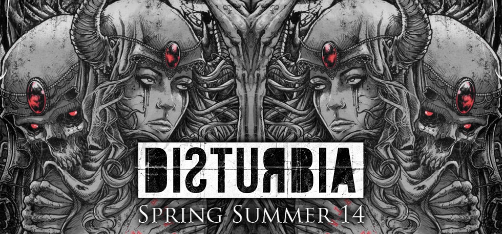 Disturbia Mens & Womens Tee Shirts & Tops