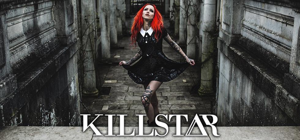 Kill Star Clothing - Occult Luxury