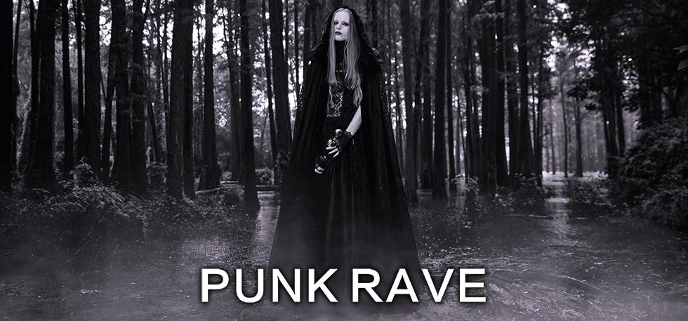 Punk Rave & Pyon Pyon Gothic Steampunk Clothing