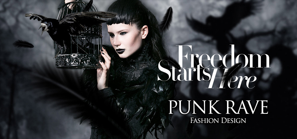 Punk Rave & Pyon Pyon Gothic Steampunk Clothing