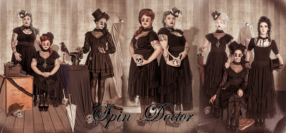 Spin Doctor Steampunk Clothing