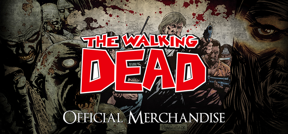 WALKING DEAD OFFICIAL MERCH