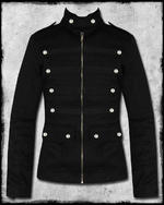 View Item CRIMINAL DAMAGE BLACKLIST MADISON JACKET
