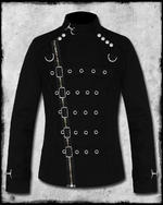 View Item CRIMINAL DAMAGE BLACKLIST HANNIBAL BONDAGE JACKET