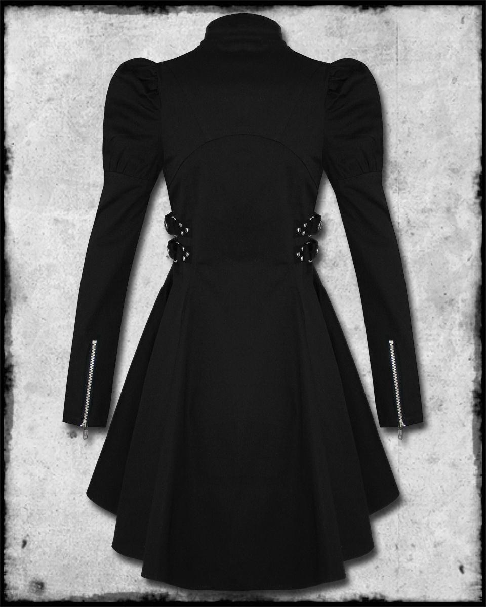 Spin Doctor Redemption Black Steampunk Gothic Cyber