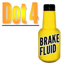 500ML DOT 4 Brake Fluid SUZUKI SWIFT 83- Enlarged Preview