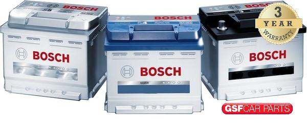 BOSCH Car Battery (UK Ref 096) SAAB 9000 Petrol 89-98 Enlarged Preview