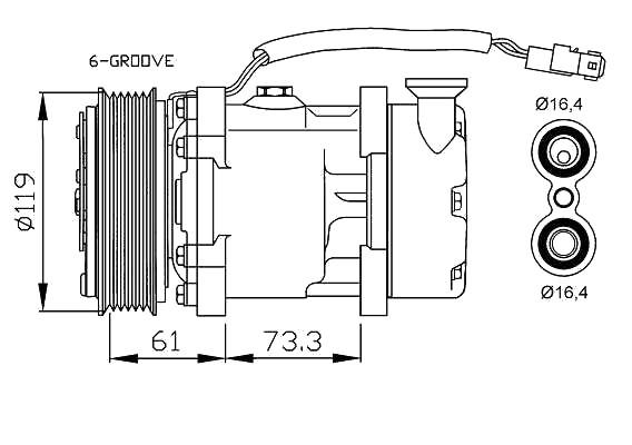 car air conditioner compressor repair cost sh3 me. Black Bedroom Furniture Sets. Home Design Ideas