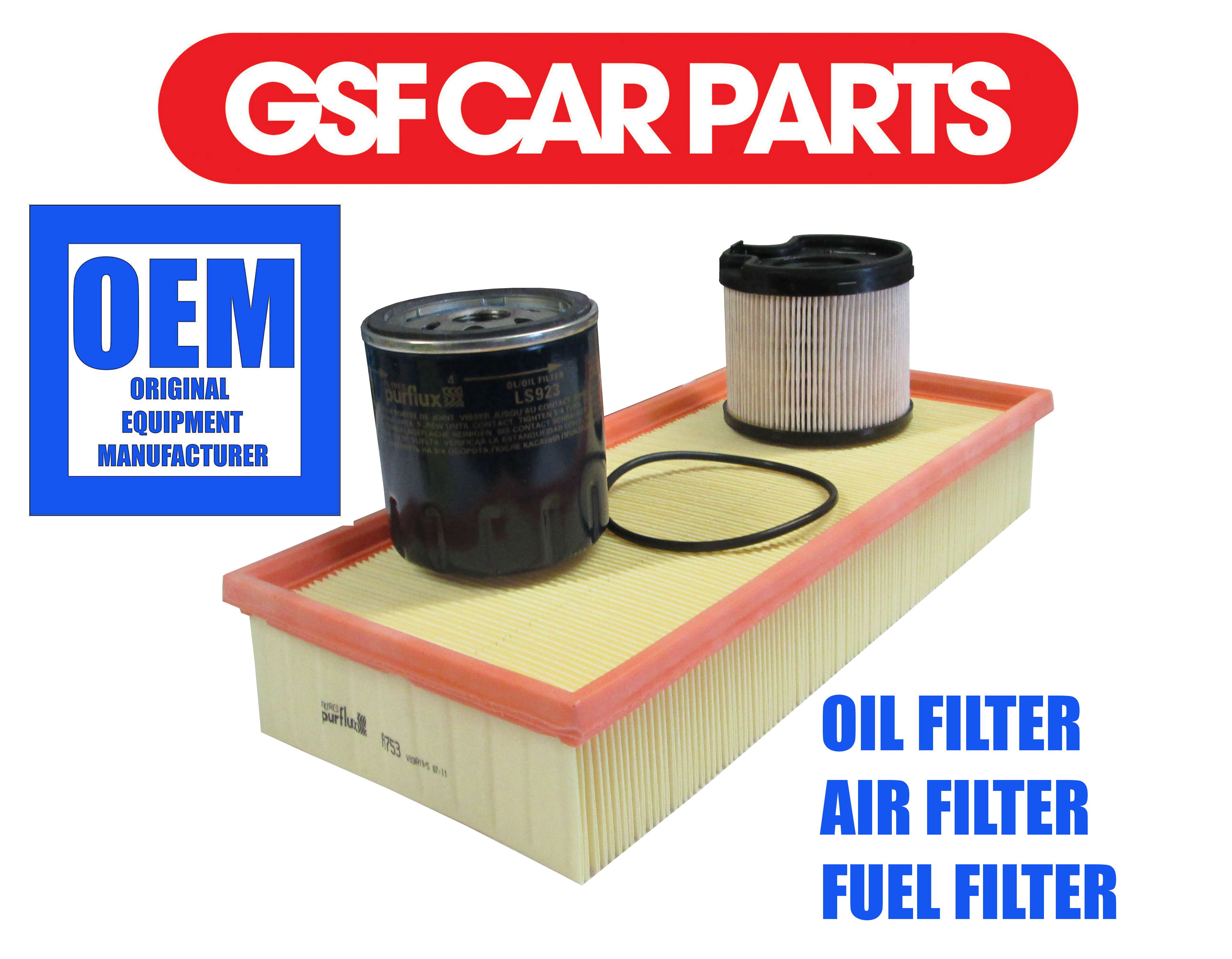 Service Pro Oil Filter M4006 Service Free Engine Image