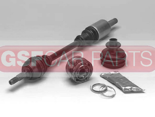 Drive Shaft, Left PEUGEOT 106 91-
