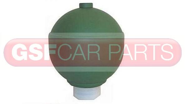 suspension sphere front citro n c5 01 04. Black Bedroom Furniture Sets. Home Design Ideas