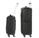 "18"" & 26"" Black ZFrame Super Lightweight Suitcases Thumbnail 2"