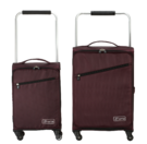 "18"" & 22"" Zframe Super Lightweight Aubergine Set Of Suitcases"