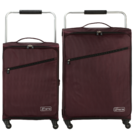 "22"" & 26"" ZFrame Super Lightweight Aubergine Set Of Suitcases"