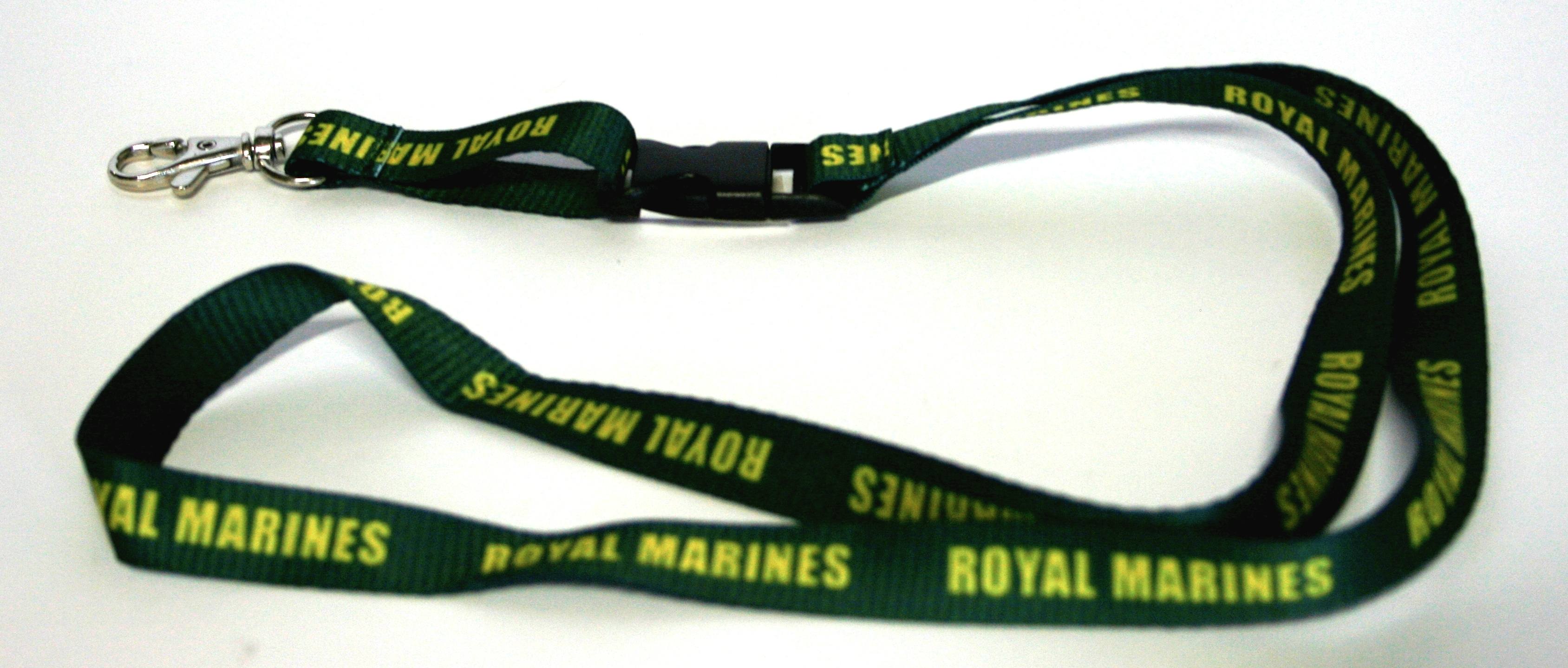 Royal Marines Lanyard Enlarged Preview