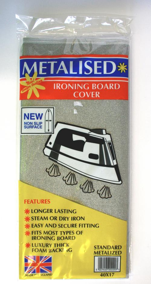 Metalized Ironing Board Cover 202207