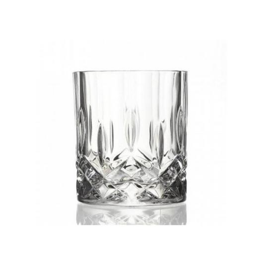 RCR Whisky Glasses/Tumblers Set 6 - Opera Design