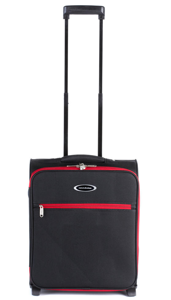 Constellation Easyjet Cabin Roved Maximum Capacity Case Black Red
