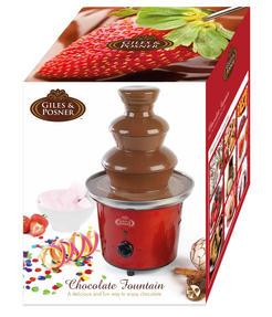 Giles & Posner EK1525 Chocolate Fountain Thumbnail 2