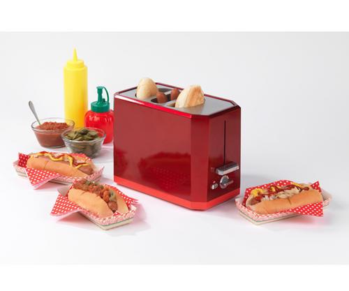 giles posner hot dog maker. Black Bedroom Furniture Sets. Home Design Ideas