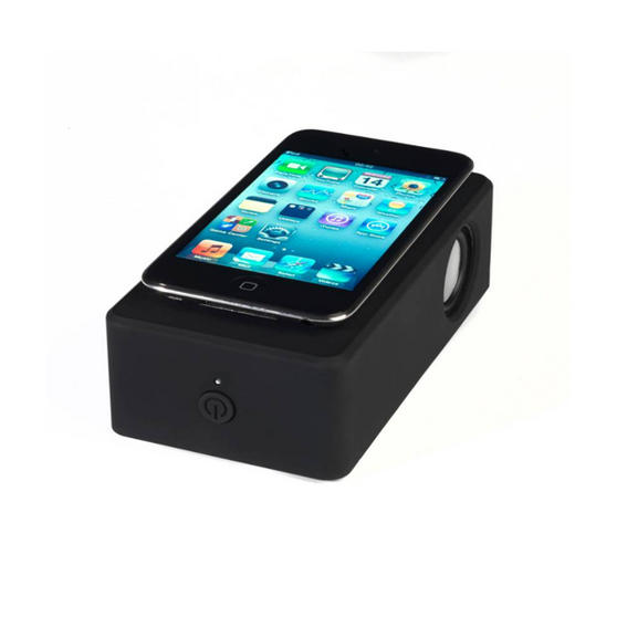 Intempo Mini Voodoo Speaker Black