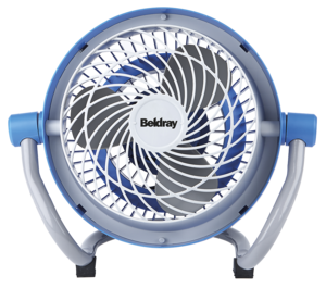 Beldray Blue Mini Industrial Fan Preview