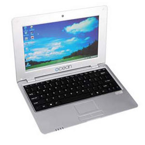 Ocean Dm113765 10 Inch Black Netbook With Front Facing Camera Preview