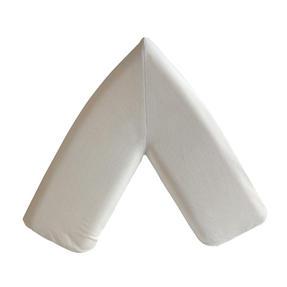 Dreamtime MF0267UP Large Orthopaedic Memory Foam V-Shaped Pillow, White Thumbnail 2