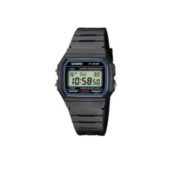 casio f91w 1yef classic mens casual water resistant