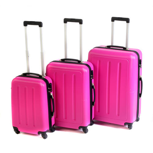Pink Luggage Related Keywords & Suggestions - Pink Luggage Long ...