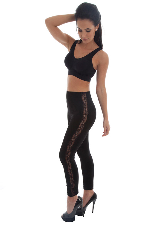 Plus-size women's size 18 leggings, including: Tie Dye Print Legging Black - Clearance, Iconic Legging White - Clearance, Tie Dye Print Legging Wine - Clearance, Seamed Detail Ponte Legging Black - Bottoms, Swirl Print Pull On Legging Black - Clearance.