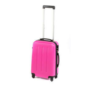 """Constellation 24"""" Pink Galloway ABS Suitcase"""