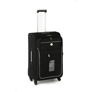 "Sovereign 26"" Eva Black & Charcoal Suitcase Preview"