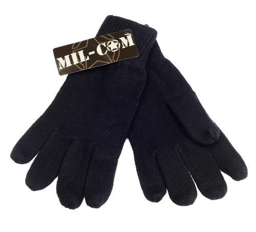 Black Gloves by Mil-Com
