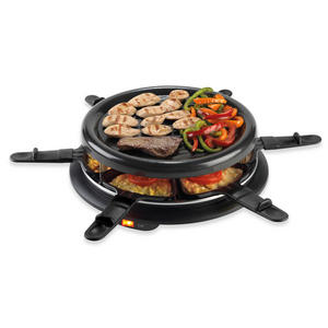 Stir 6 Piece Swiss Party Grill