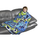Disney Monsters Inc University Sleeved Fleece Blanket 90 x 120cm Thumbnail 1