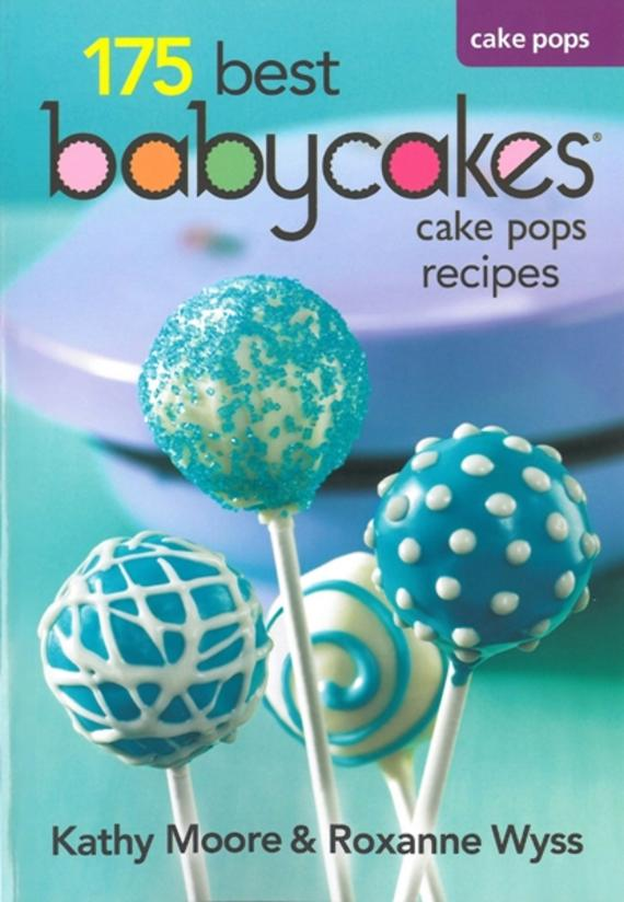 baby cake combo with vanilla cake mix chocolate glaze mix recipe book and cake pop maker. Black Bedroom Furniture Sets. Home Design Ideas