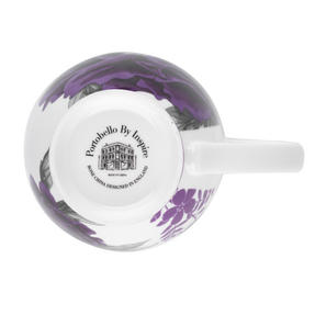 Portobello KB246615 Footed Peony Purple Fine Bone China Mug Thumbnail 2