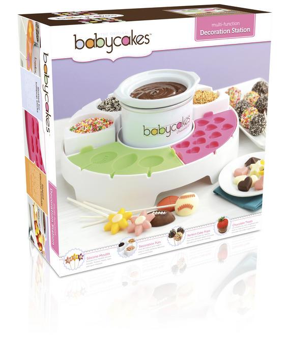 Babycakes EK1597 Decoration Station Small Kitchen ...