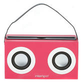 Intempo Pink Ghetto Blaster 6Watt