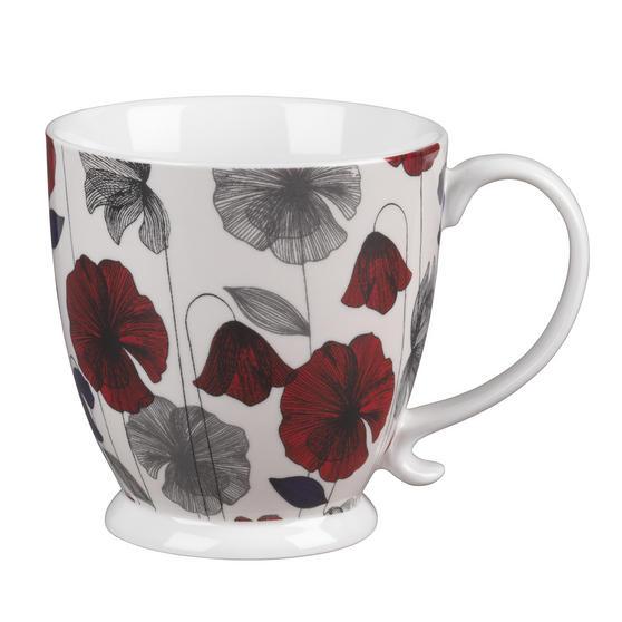 Cambridge CM03622 Kensington Fraya Red Fine China Mug