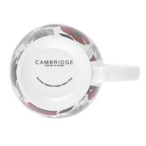 Cambridge CM03622 Kensington Fraya Red Fine China Mug Thumbnail 2