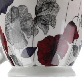 Cambridge CM03622 Kensington Fraya Red Fine China Mug Thumbnail 5