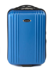 "Constellation 21"" Blue Cordoba ABS Suitcase"