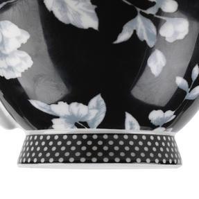 Portobello CM03398 Sandringham Regency Black Fine Bone China Mug Thumbnail 5