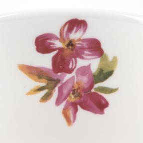 Portobello KB246875 Footed Bloom Fine Bone China Mug Thumbnail 6
