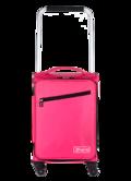 """ZFrame Super Lightweight 18"""" Pink Luggage Suitcase"""