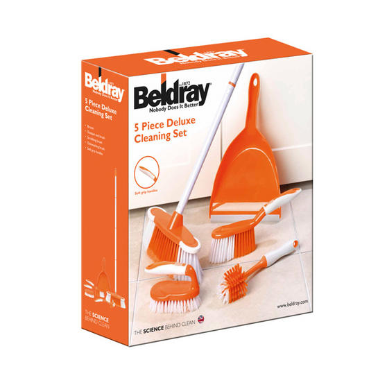 Beldray 5 Piece Cleaning Set Thumbnail 3